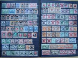 LOT DE DANZIG - Briefmarken