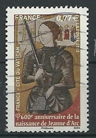 FRANCIA 2012 - YV 4654 - France