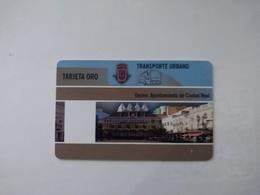 Spain Transport Cards, (1pcs) - Espagne
