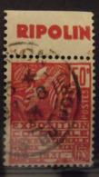 France N° 272. Timbre De Carnet. Bande Publicitaire Publicité Pub. - Publicidad