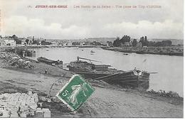 91    Juvisy Sur Orge            Les Bords De Seine    Les Péniches - Juvisy-sur-Orge