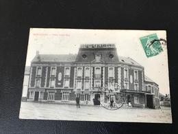MONTDIDIER Hotel Saint Eloi - 1911 Timbrée - Other Municipalities