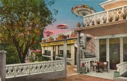 38 - VILLARD DE LANS - NOUVEL HÔTEL - Le Restaurant Dans Le Jardin - Villard-de-Lans