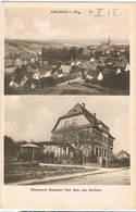 AK Kiedrich/Rheingau, Restaurant Nassauer Hof 1915 - Rheingau