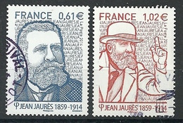 FRANCIA 2014 - YV 4869/70 - Cachet Rond - France