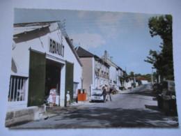 MOULINS ENGILBERT ROUTE D AUTUN GARAGE RENAULT DAUPHINE - Moulin Engilbert