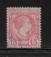MONACO ( MC1 - 10 )  1885  N° YVERT ET TELLIER  N° 5 - Monaco