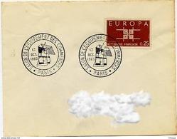 CL451 Cachet Comm GF/ YvT 1396 Salon Equipement Des Commerces Paris  13 10 1963 - Marcophilie (Lettres)