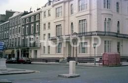 80s CASSERLEY COURT HOTEL LONDON UK ENGLAND AMATEUR 35mm ORIGINAL NEGATIVE Not PHOTO No FOTO - Fotografia