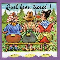 Carte A Systeme De Roulette Humour Quel Beau Tierce - Bozz - Humour