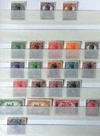 Collection De Timbres Neufs * * (MNH), Principalement Sarre + Occupation Alliées (All), Et Quelques Timbres De Bavière. - Timbres