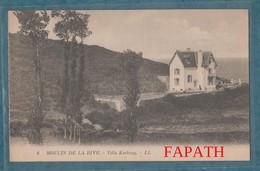 29 - Moulin De La Rive - Villa Kerbrug - écrite - 9 X 14 - France