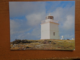 Vuurtoren, Phare, Lighthouse / Cape Borda Lighthousee, Northwest Coast, Kangaroo Island (Australia) -> Unwritten - Lighthouses