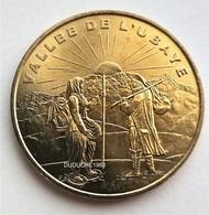 Monnaie De Paris 04.Barcelonnette - Vallée De L'Ubaye 2001 - Monnaie De Paris