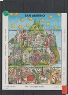 San Marino Block Postfrisch**    MiNr. 17 - Non Classificati
