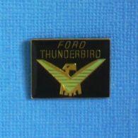 1 PIN'S //  ** LOGO / FORD THUNDERBIRD ** - Ford