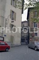 80s CITROEN DS LAUSANNE SUISSE SWITZERLAND AMATEUR 35mm ORIGINAL NEGATIVE Not PHOTO No FOTO - Fotografia