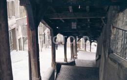 80s LAUSANNE SUISSE SWITZERLAND AMATEUR 35mm ORIGINAL NEGATIVE Not PHOTO No FOTO - Fotografia
