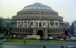 80s ROYAL ALBERT HALL LONDON UK ENGLAND AMATEUR 35mm ORIGINAL NEGATIVE Not PHOTO No FOTO - Fotografia