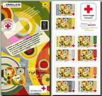 France 2020 Carnet Croix-Rouge Rythme Joie De Vivre 10V MNH ** - Carnets