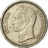 Monnaie, Venezuela, 50 Centimos, 1965, TB+, Nickel, KM:41 - Venezuela