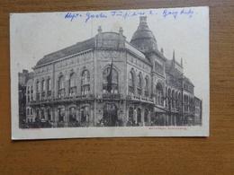 FELDPOST / Oostende, Koninklijke Schouwburg -> 1916 - Oostende