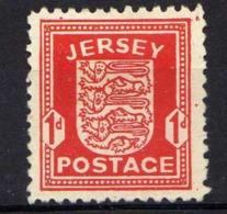 Jersey 1941 Mi 2 (*) [160520II] - Occupation 1938-45