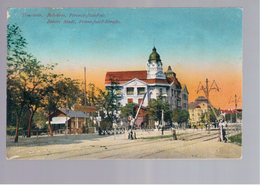 ROMANIA  Temesvar Belvaros Ferencz- Jozsef- Ut  Ca 1915 Old Postcard - Romania