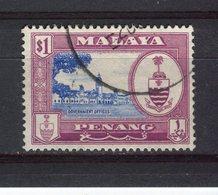 MALAYSIA - PENANG - Y&T N° 57° - Penang