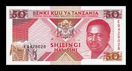 Tanzania 20 Shilingi 1993 Pick 23 SC UNC - Tanzanie
