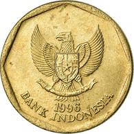 Monnaie, Indonésie, 100 Rupiah, 1996, TTB+, Aluminum-Bronze, KM:53 - Indonesia