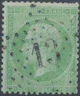 FRANCE - 1862, Yt 20, 5c, Oblitére - France