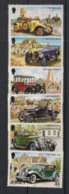 Jersey - 1989 - N°Yv. 451 à 456 - Old Cars - Neuf Luxe ** / MNH / Postfrisch - Jersey