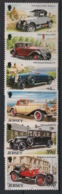 Jersey - 1992 - N°Yv. 579 à 584 - Old Cars - Neuf Luxe ** / MNH / Postfrisch - Jersey