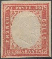 ITALY - SARDINIA, 1855, Mi SA13 - Sardaigne