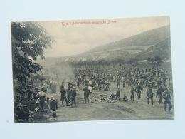 Austria 2160 KuK K.u.k. WWI Osterreich Ungarn Military 1915 Armee 58753 Ed D.K I Co Prag - Patriotic