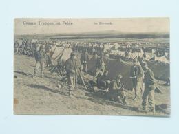 Austria 2162 KuK K.u.k. WWI Osterreich Ungarn Military 1915 Bivouak Ed B.K.W.I. Nr 828 - Patriottiche