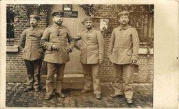 ANTWERPEN 1915 GOTOKAART SPOOR MANNHEIM ST MARIE   WWI ANTWERPEN ANVERS WWICOLLECTION - Antwerpen