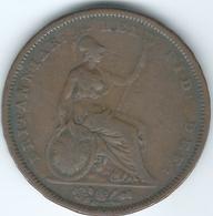 United Kingdom / Great Britain - 1831 - 1 Penny - William IV - KM704 - 1816-1901 : 19th C. Minting