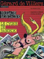 Brigade Mondaine : Le Cygne De Bangkok    EO - Erotic (Adult)