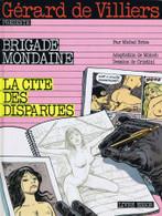 Brigade Mondaine : La Cité Des Disparues   EO - Erotic (Adult)