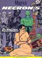 Necron Tome 5 Eo - Erotic (Adult)