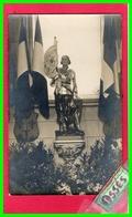 CARTE PHOTO - PROVINS Jeanne D'Arc (recto Verso) - Provins