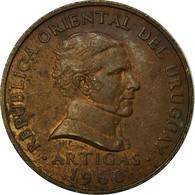 Monnaie, Uruguay, 5 Centesimos, 1960, TTB, Nickel-brass, KM:38 - Uruguay