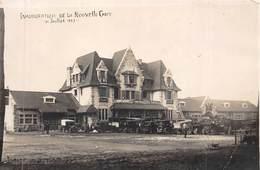PHOTOS-44 LA BAULE- INAUGURATION DE LA NOUVELLE GARE 31 JUILLET 1927 - Lugares