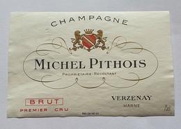 """ETIQUETTE  CHAMPAGNE   """" - Champagne"""