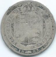 United Kingdom / Great Britain - 1897 - 1 Shilling - Victoria - KM761 - 1816-1901: 19. Jh.