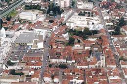 Photo Saint-Dizier - Vue Aérienne, Ancien Parking Gare Routière En Construction - Immeubles HLM - Lieux