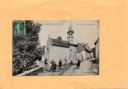 G1605 - CROCQ - D23 - La Chapelle - Crocq