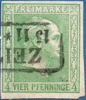 Preussen Germany, 1858, 4 Pf  Cancelled - 2005.1609 - Preussen